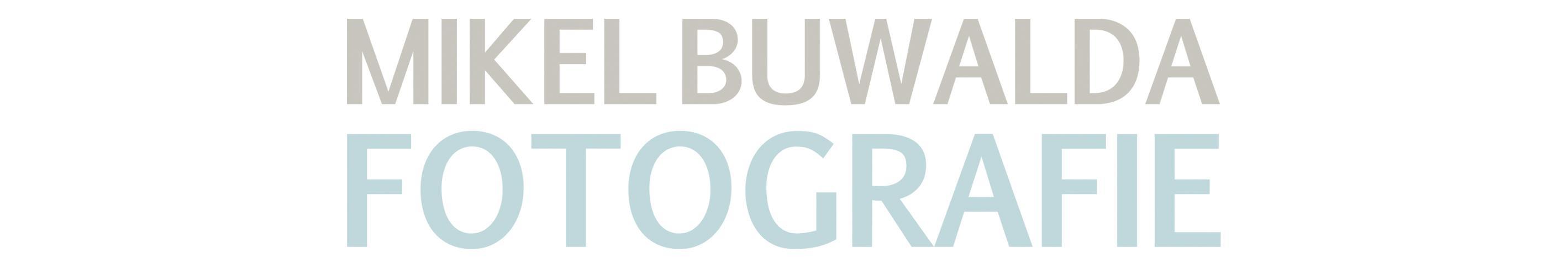 Mikel Buwalda Fotografie Mobile Logo